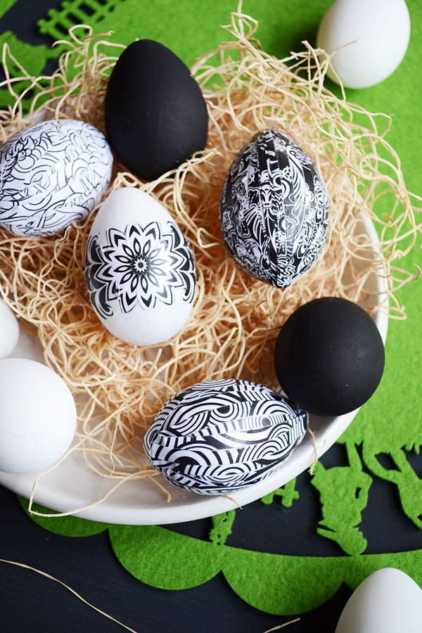 Make Beautiful Easter Eggs With Coloring Pages Storypiece