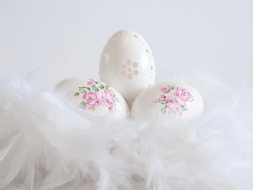 Rezbarena jaja su lepa uskršnja dekoracija / Foto: Dušan Valent