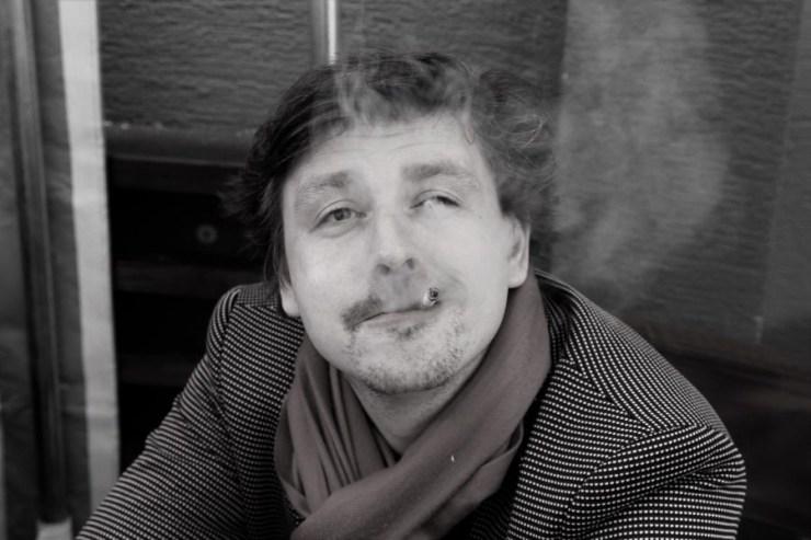 Cyril Páriš / Foto: z archívu C.P.