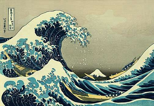 Japanese Tsunami Folk tale to Tell in This Time of Tragedy