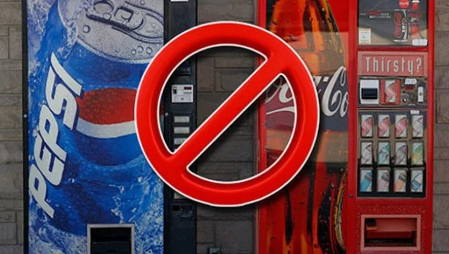 Pepsi and coca cola banned in Tamil Nadu