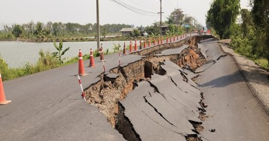 This year we may receive many and heavy Earthquakes, Scientist say