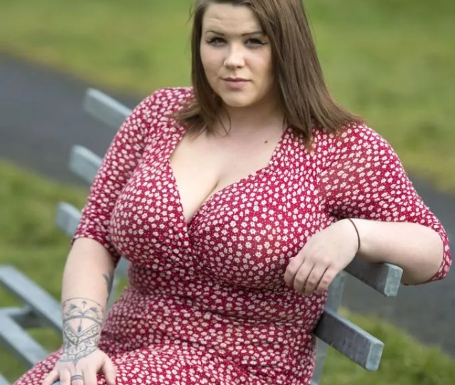 A Mum With Ever Growing Boobs Is Finally Set To Have Reduction Surgery After They Grew So Big She Feared She Would Suffocate Her Children As They Breast