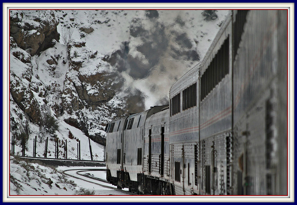 Remember When Amtrak Let a Bunch of Writers Ride Free?