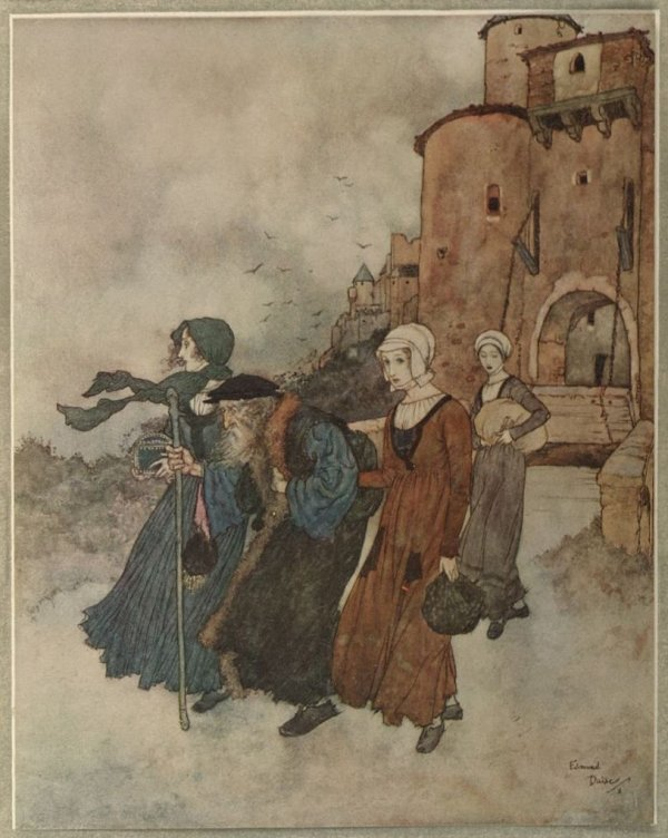 The Wind's Tale About Waldemar Daa and His Daughters