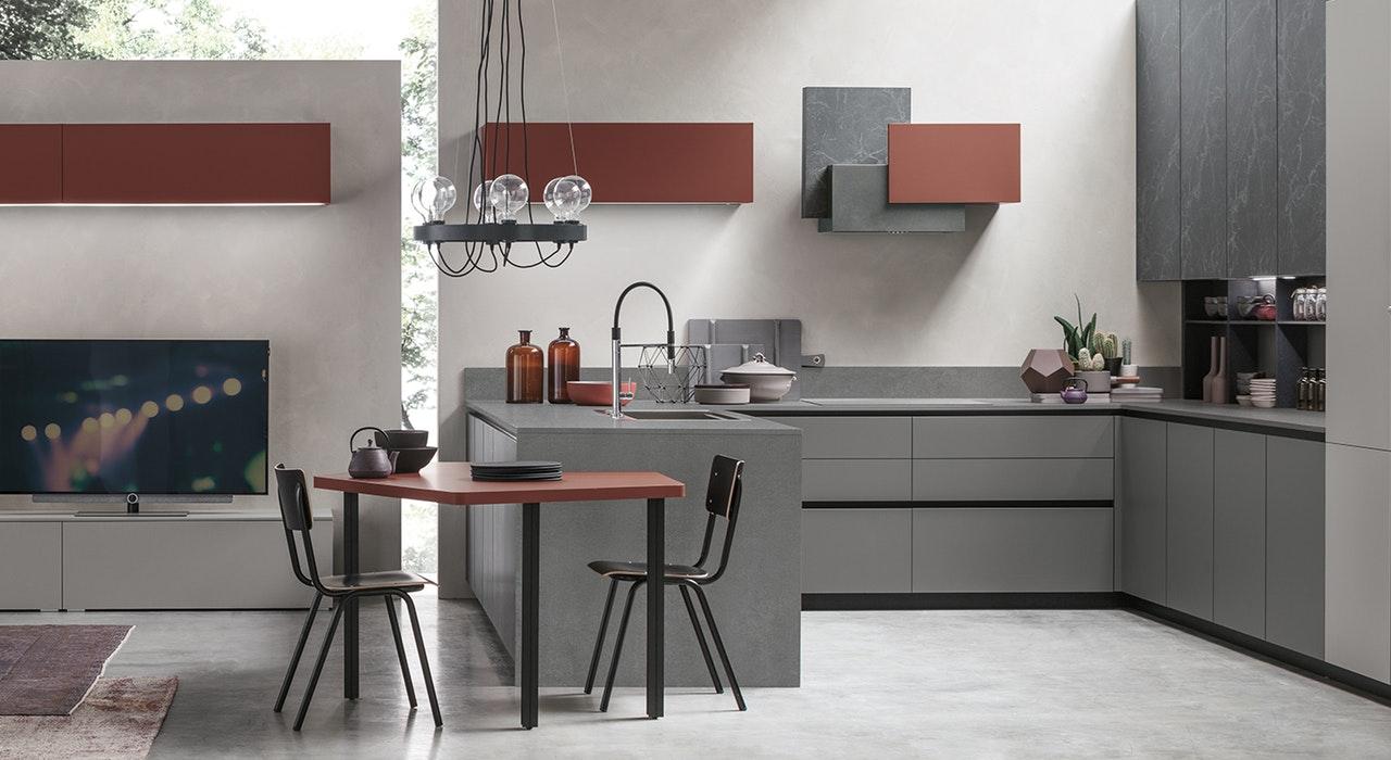Le cucine moderne prediligono lo stile minimal, con superfici lisce e ampi spazi liberi che. Cucina Moderna O Contemporanea Le Differenze Stosa Point Roma