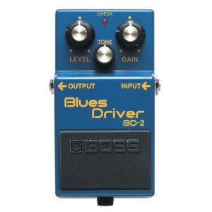 BOSS BLUES DRIVER BD2 Effects Pedal