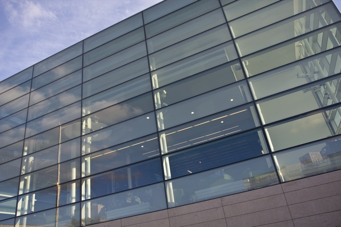 Bloor Gladstone Library  Stouffville Glass Inc