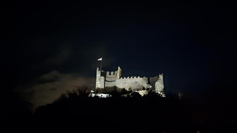 Nouvelles de Stourbridge: Château de Dudley