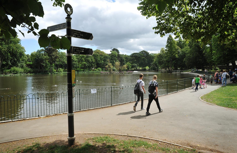 Image result for mary stevens park