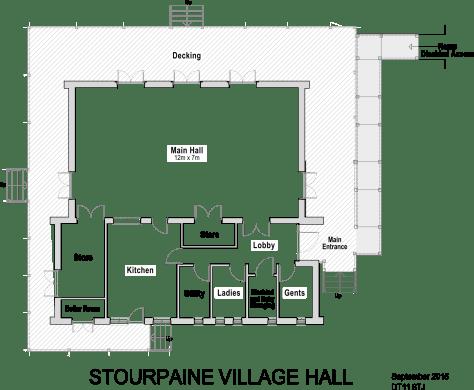 VH Floorplan