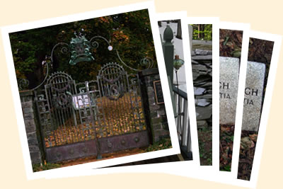 Cemetery Images Icon