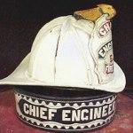 Early Chief Engineer Helmet