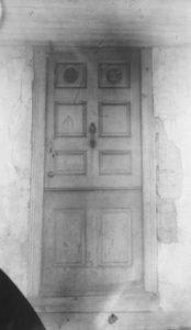 Blackwell House Door