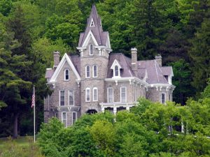 Mary Warner Home (Skene Manor)