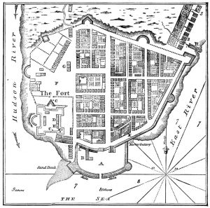 New Amsterdam Dutch Colony