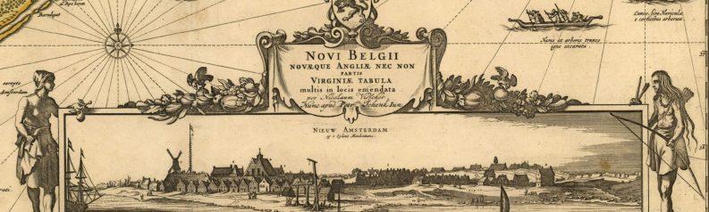 New Amsterdam 1685