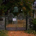 Stoutenburgh Burying Ground Cemetery Gates