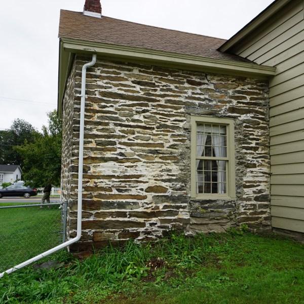William Stoutenburgh Historic Homesite Side View