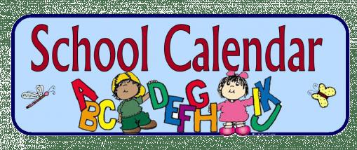 Image result for school calendar images