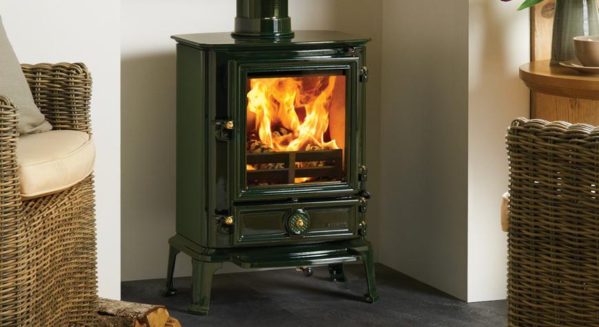 Brunel 2CB Wood Burning Stoves Amp Multi Fuel Stoves