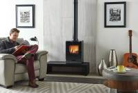 Vision Small Gas Stoves - Gazco Contemporary Stoves