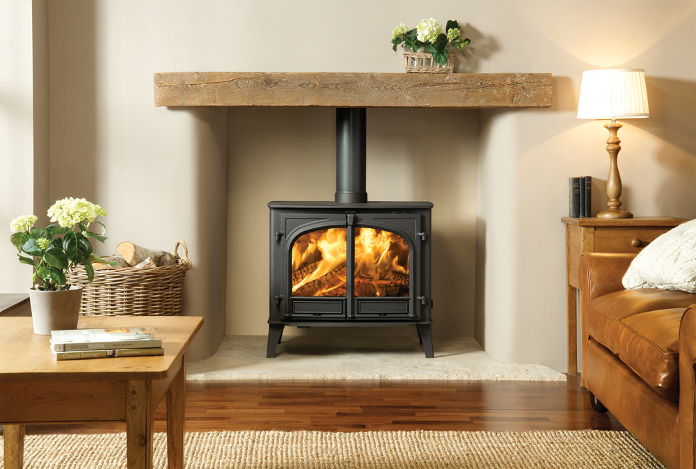 Stockton 14 Wood Burning Stoves  Stovax Stove