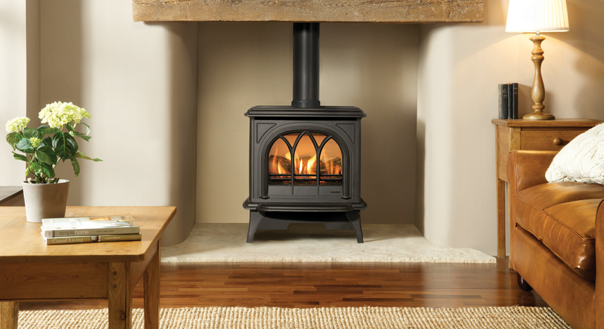 cosy living room with log burner small contemporary decorating ideas gazco huntingdon 30 gas stove review first home stoves