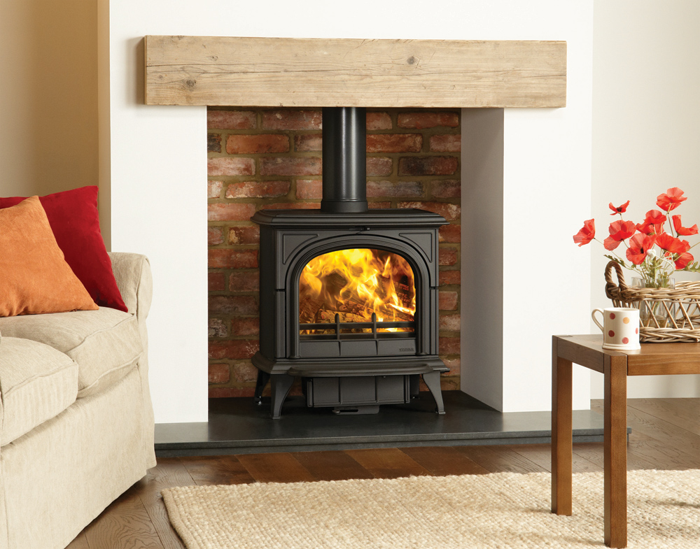 Huntingdon 40 Wood Burning Stoves  Multifuel Stoves