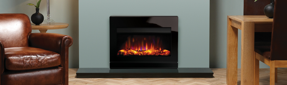 Hearth Mounted Electric Fires Stovax Amp Gazco