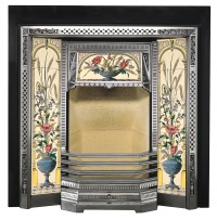 Victorian Tiled Fireplace Fronts - Stovax Traditional ...