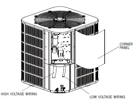 Napoleon Element 13 SEER Air Conditioner