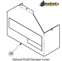 Cozeburn 250 450 Outdoor Wood Boiler Replacement Damper