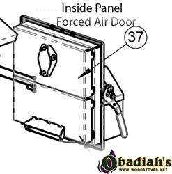 Cozeburn Empyre 450 Outdoor Wood Boiler Replacement Inside