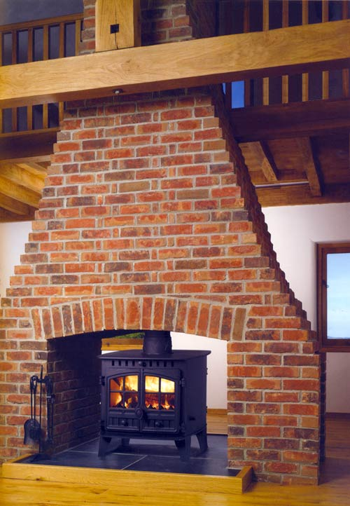 Hunter Double Sided Stoves