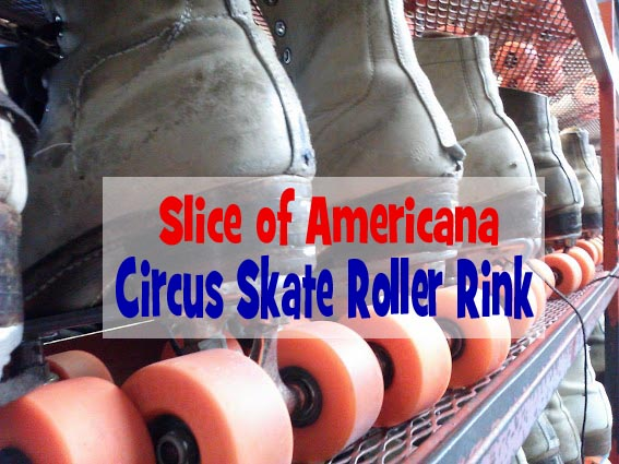 Slice of Americana-Circus Skate roller rink -Murray Kentucky