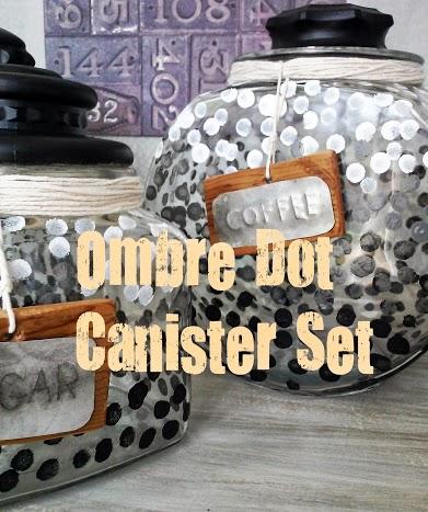 StowandTellU.com-Ombre-dot-canister-set