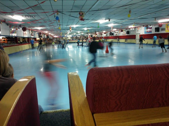 rink-view-Circus Skate roller rink-Murray Kentucky
