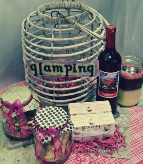 glamping gift basket ideas-StowandTellU