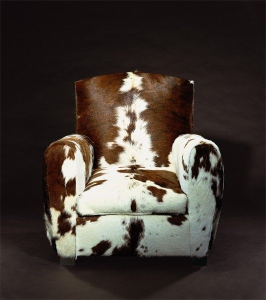 Lovely Cowhide Chair