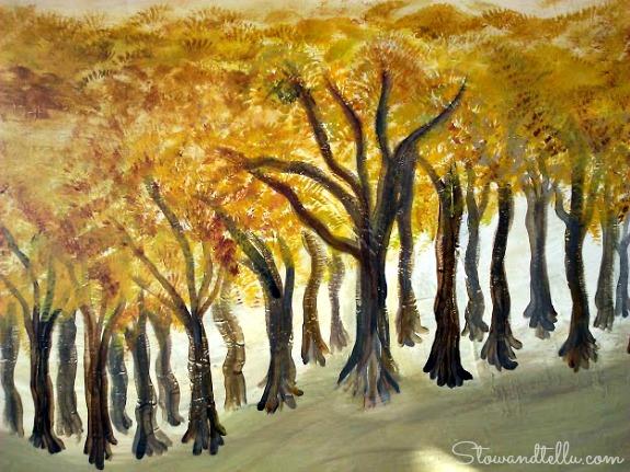Painting Fall Trees - StowandTellU