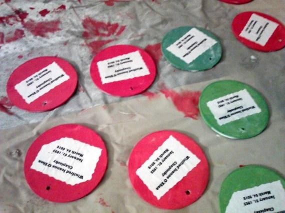 Keepsake Memorial or Memory Ornament - StowandTellU