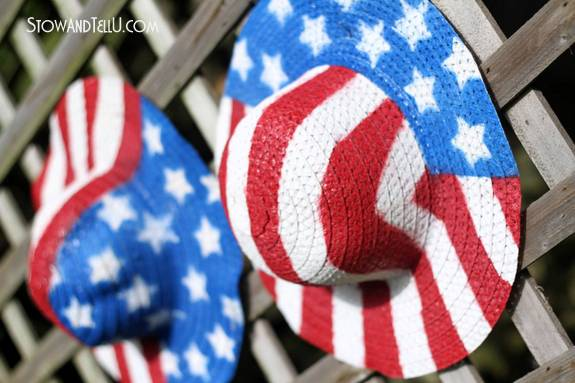 patriotic-stars-and-stripes-straw-hats
