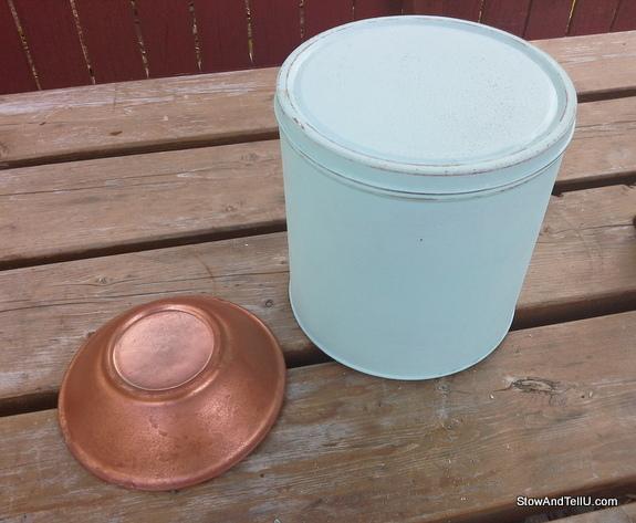 tin-bowl