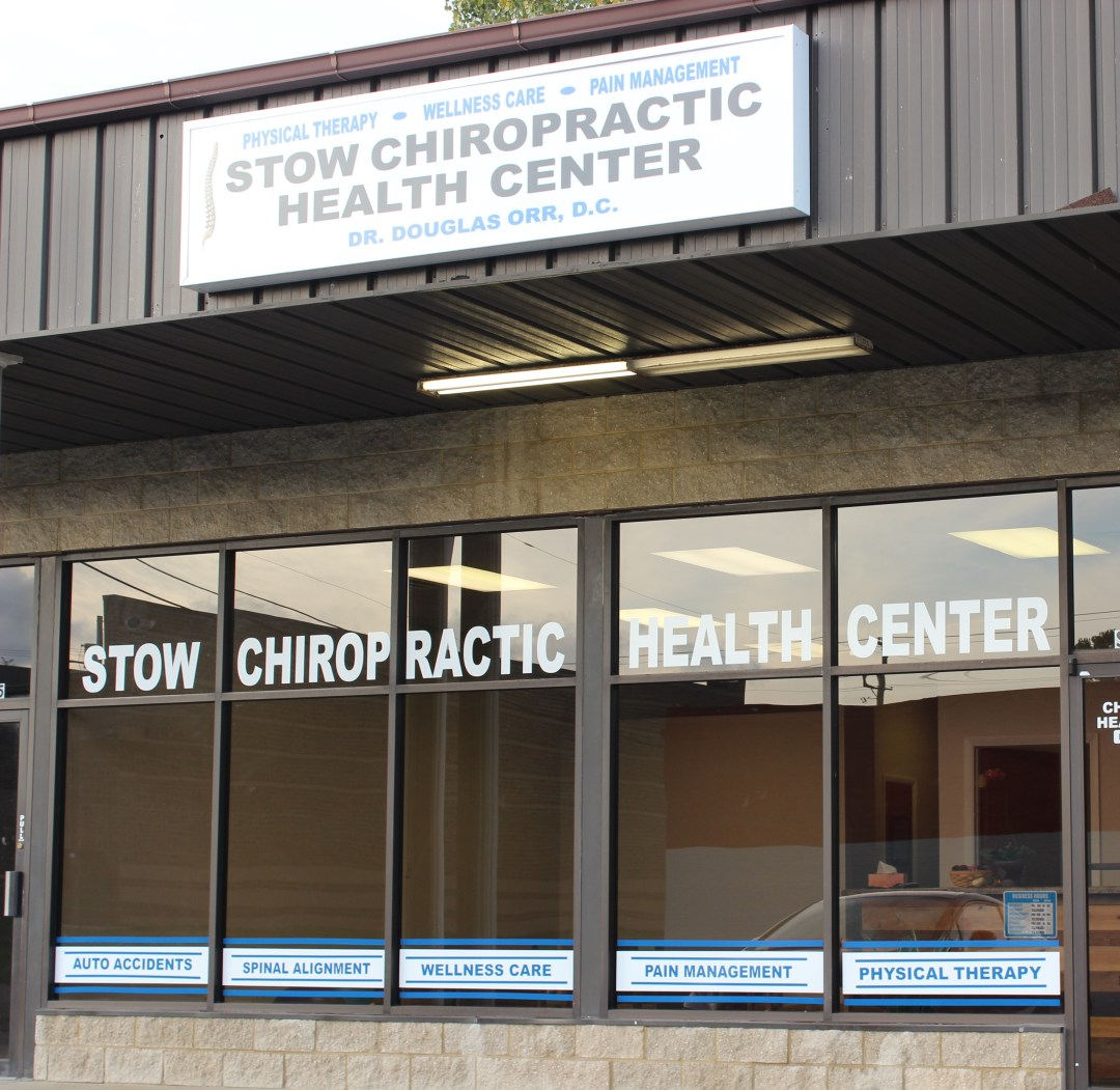 Stow Chiropractic Health Center 4411 Kent Road Stow Ohio 44224 Building