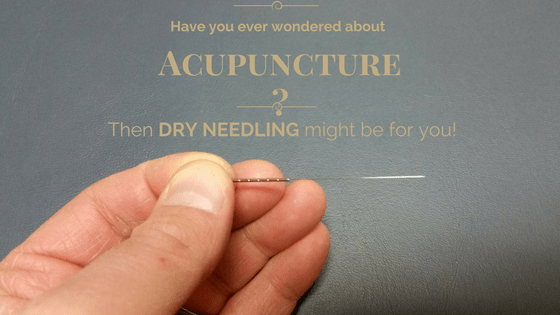 Dry Needling and Pain Relief