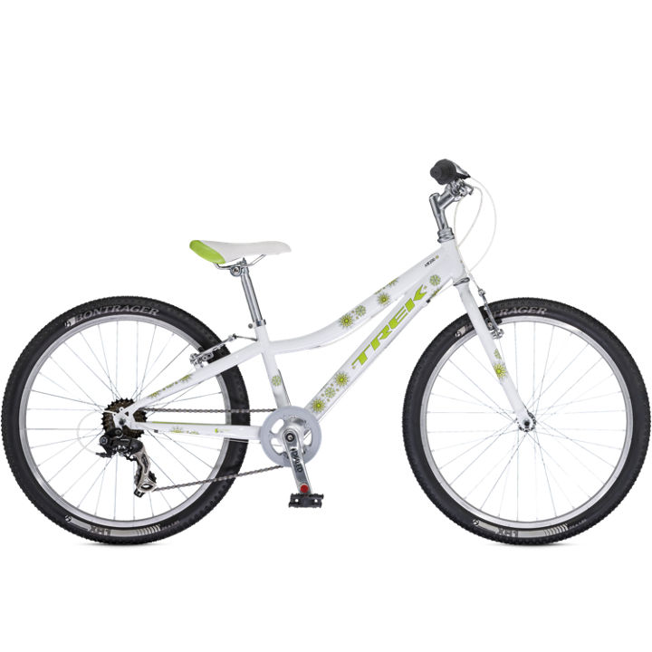Trek MT 200 Girls 24 inch White £189.99