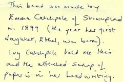 hand written letterd-of-1899-Bread, Emma