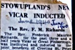 1940-induction of Rev-Richards-2