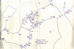 hand drawn mapp of Stowupland